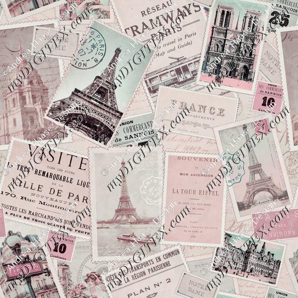 Vintage Postcards III