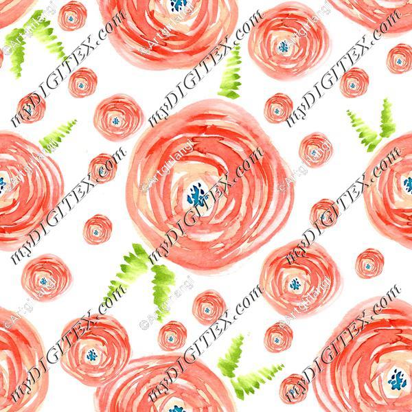 Peach Roses-1