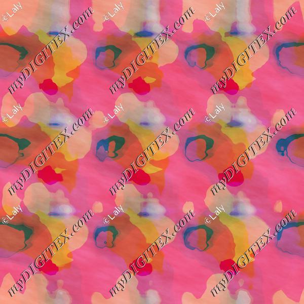 Watercolors spots