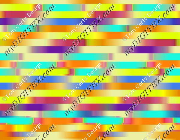 abstract stripes print