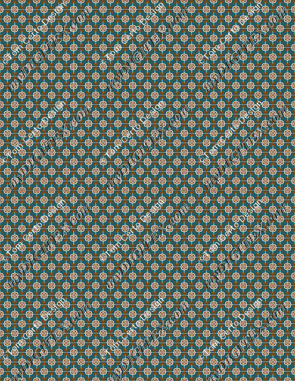 Pattern print texture
