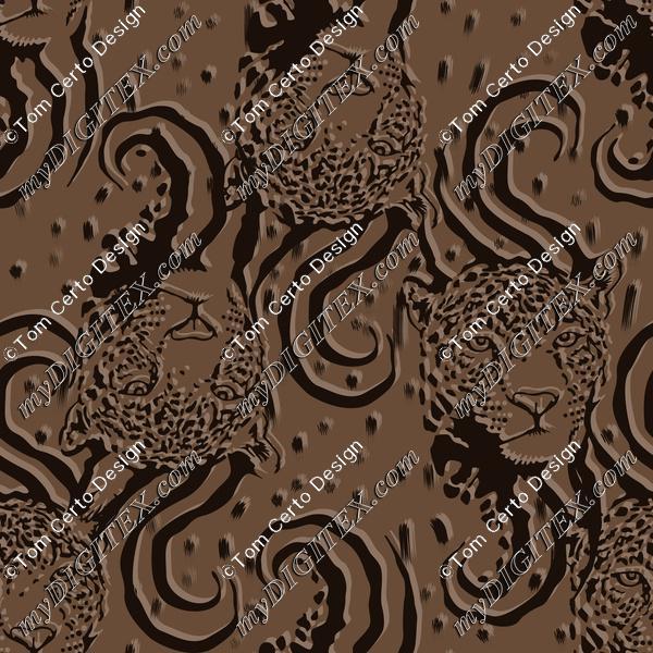 Animal Texture print