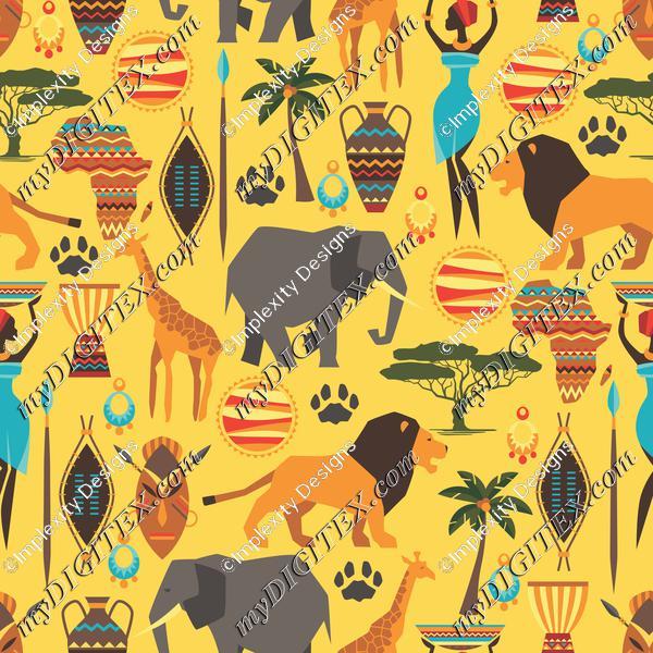Afrikan Safari