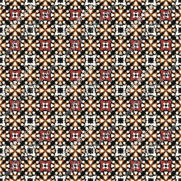 Thai Art Pattern 5S 02 170120