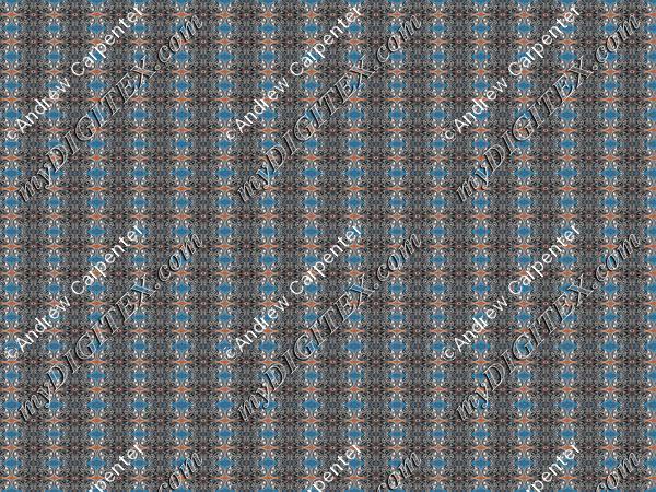 steam punk pattern ii repeat 7 x 5cm