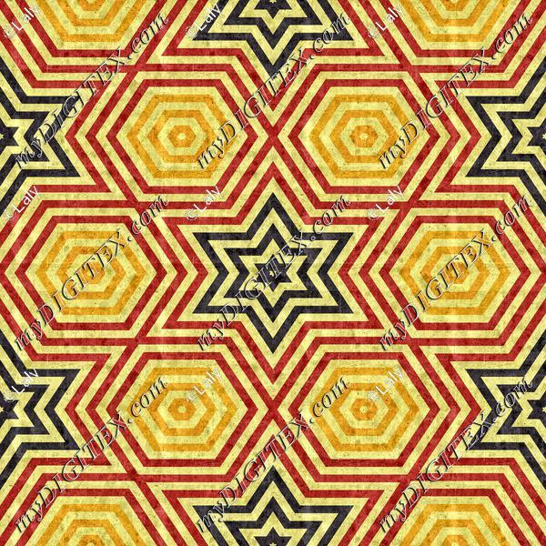 Stars and honeycombs