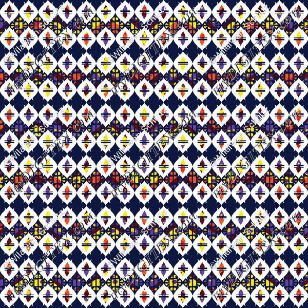 Geometric pattern 127S C2 161203