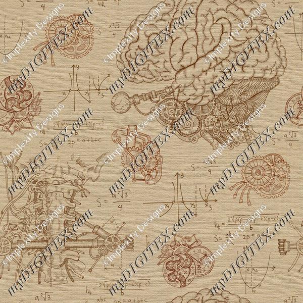 Steampunk Anatomy