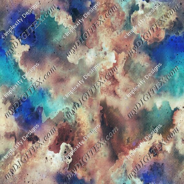 Galaxy Watercolor 2