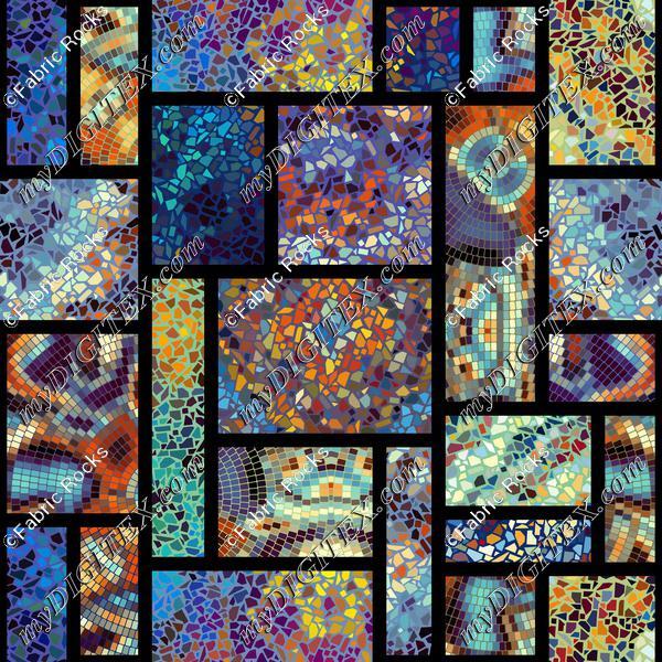 Mosiac Mondrian