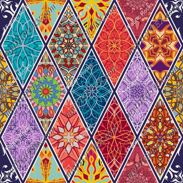 Turkish Quilt