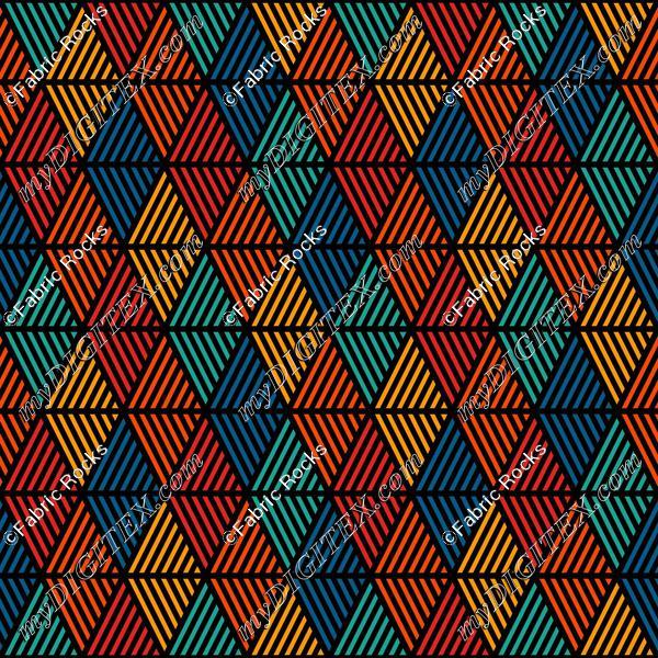 Parallel Diamonds