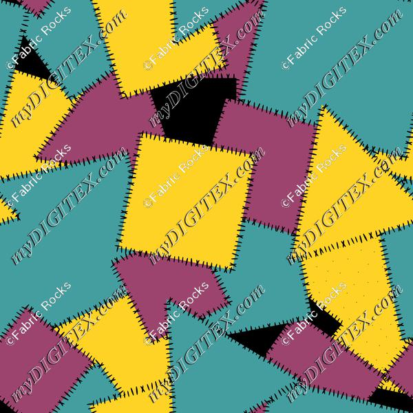 Patchwork Sally (solid)