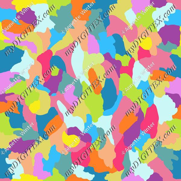 Colorful Splashs