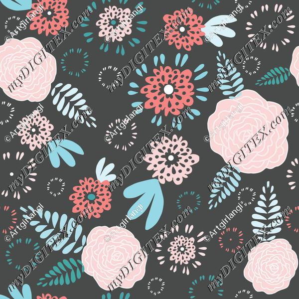 Country Floral-01