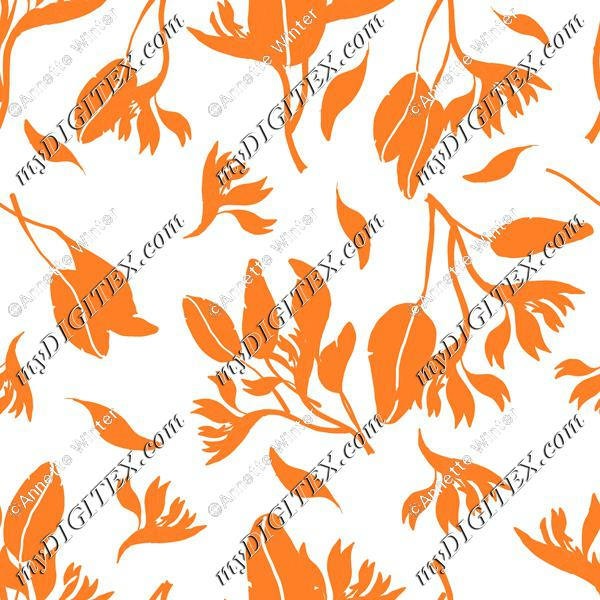 Strelitzia Fashion Print