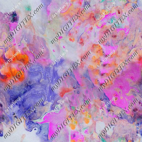marbled fabric pinks