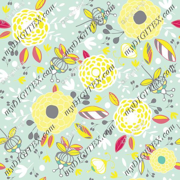 chic flowers color palette 6-01