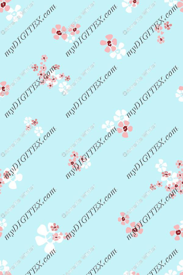 Geraldton-Wax-Fabric-aqua