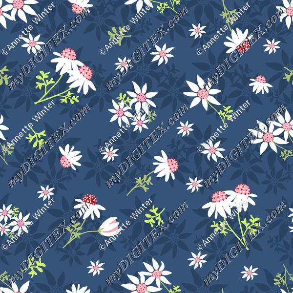 Flannel-Flowers-Navy