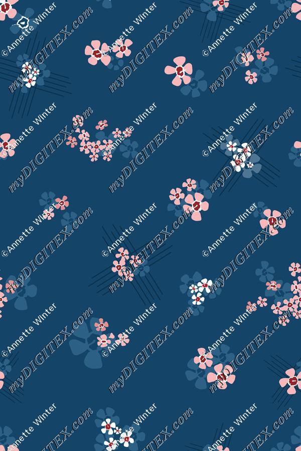 Navy-Sweet-Florals