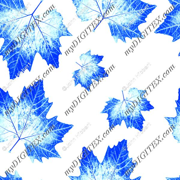 dueblue Maple leaves