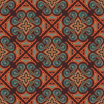 Paprika Bazaar Tiles