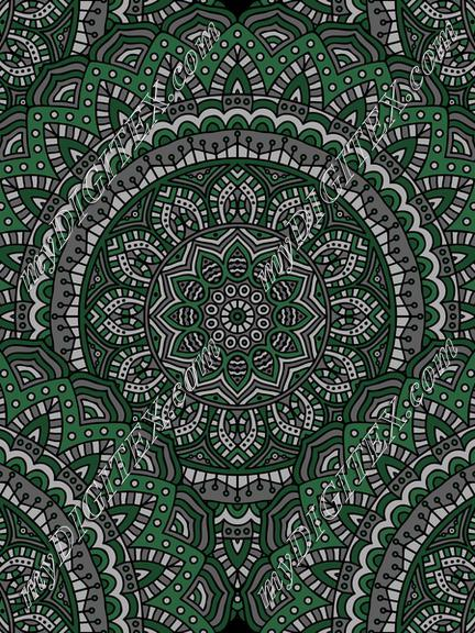 Salazar's Mandala