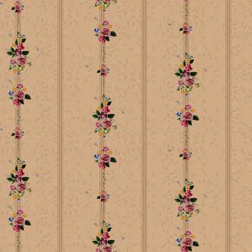 Tea Shoppe Wallpaper