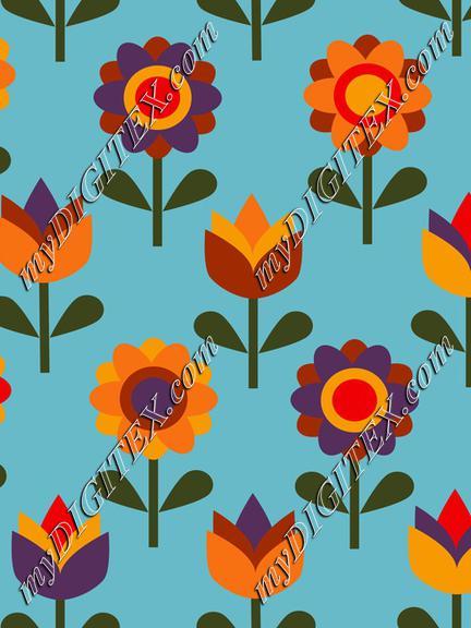 Flower Power, Summer flowers