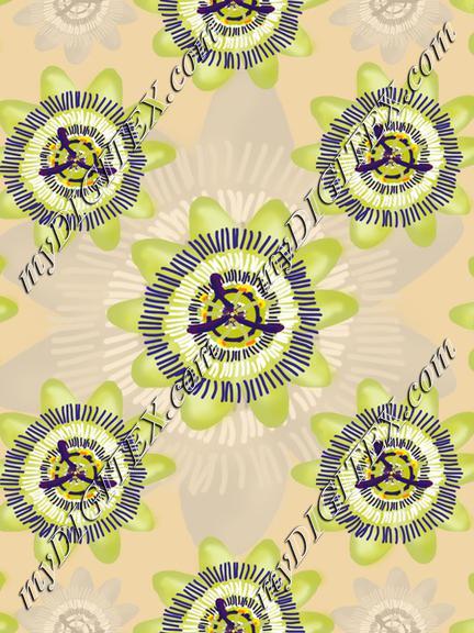 Passiflora creme