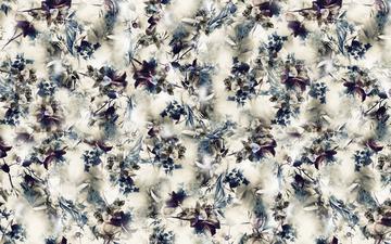 Vintage Flowers TOM18155