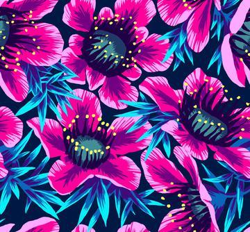 Manuka Floral - Dark