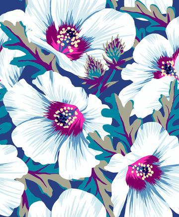 Hibiscus - Dark