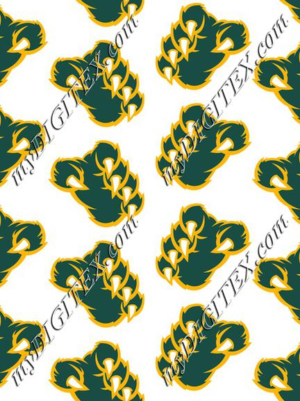 Bruin Bear Claws (on white)