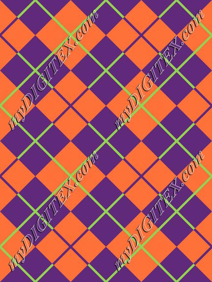 3 Color Argyle (Jokester)