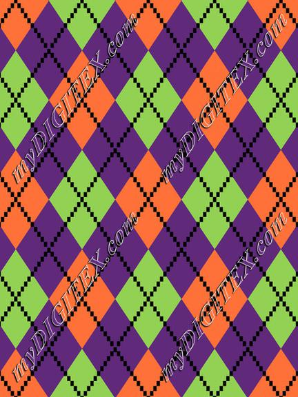 4 Color Argyle (Jokester)