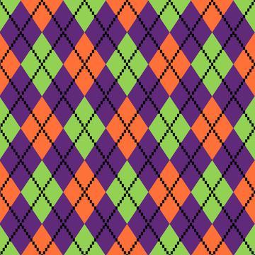 4 Color Argyle (Jokester)