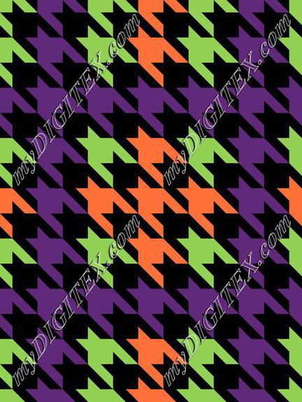 4 Color Houndstooth (Jokester)