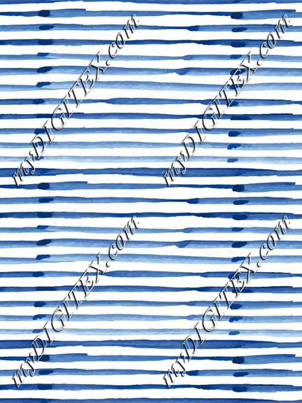 Shibori horizontal stripes