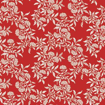 Snowflower_Red