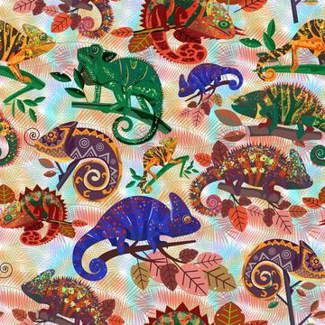 Chameleon Riot