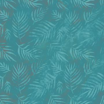 tossed watercolor leaves