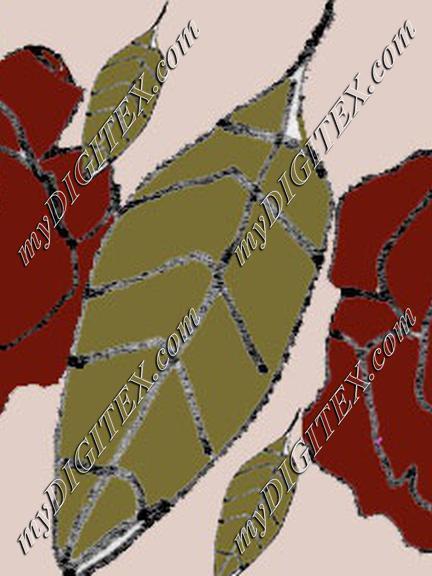 Rose Pattern Printsource