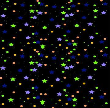 Dots & Stars BLK Background-01