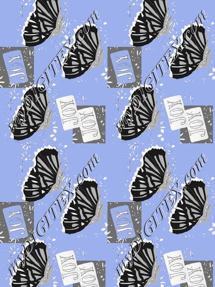 Joyist Butterfly Pattern