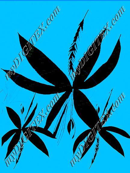 Tropics Vi Blue
