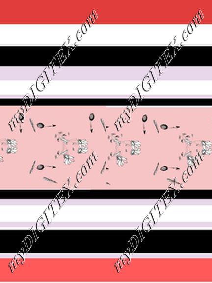 Flirty Stripes