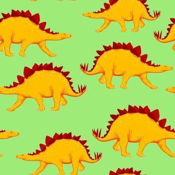 Dinosaurs, Dinosaur, Trex, T-rex, green