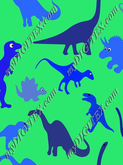 Dinosaurs, T- rex